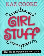 Girl Stuff Full-On Guide Teenage Years Kaz Cooke MEGA 556 PAGES LIKE NEW