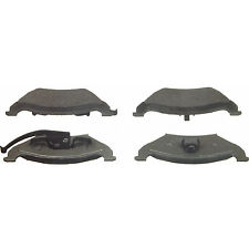 Disc Brake Pad Set-ThermoQuiet Disc Brake Pad Rear Wagner PD544