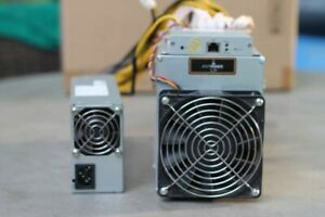 Bitmain Antminer L3+ APW3+ Pow. Sup. + Hiveon Firmware DOGE/LTC, Up to 720mhs!