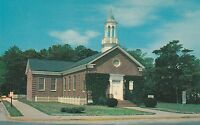 "*Delaware Postcard-""Westminster Presbyterian Church"" /Rehoboth Beach/ (U1-4)"