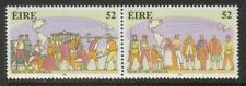 Irlanda MNH 1992 sg846-847 irlandese immigrati nelle Americhe Set di 2