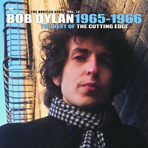BOB DYLAN THE BEST OF THE CUTTING EDGE 1965-1966 BOOTLEG SERIES Vol.12 2 CD