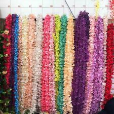 Wedding Garlands Flowers Hydrangea Vine Accessories Artificial Flower 200Cm New