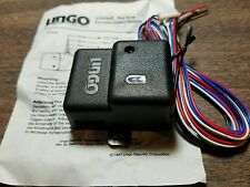 Shock impact Sensor LED adjust for Micro-controller or Alarm 12VDC