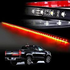 CCIYU 60 Inch Auto Tailgate Led Light Bar Strip Red and White Waterproof ... New