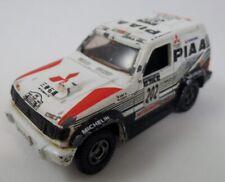 Takara Tomy Japan Diecast Tomica Mitsubishi Pajero #30 Rally PIAA
