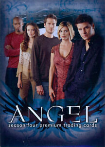 Angel Season 4 Card Set