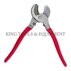 """9"""" CABLE CUTTERS CUTTING PLIERS, High Leverage, Bypass Shear Cut NEW"""