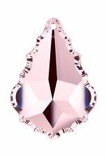 SWAROVSKI® STRASS Component 8901 114x79 mm  Rosalin Senza Logo Pendente Barocco