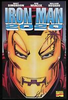 Iron Man 2020 Trade Paperback TPB 1994 Marvel Graphic Novel GN First Edition New