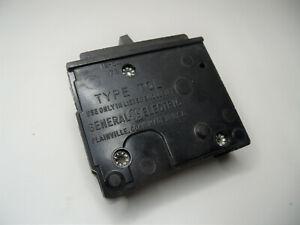 GE 1 Pole Type TQL 15 Amp Circuit Breaker