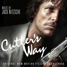 CUTTER'S WAY Original Soundtrack Score CD (LTD) Jack Nitzsche *SEALED*, NEW!