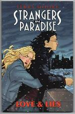 Strangers In Paradise v18 Love and Lies TPB, #77,78,79,80,81,82, NM 9.4,1st,2006