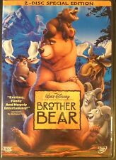 Disney's Brother Bear 2-Disc Special Edition DVD Set 2004