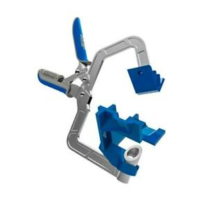 Kreg KHCCC 1-Inch Thickness 90-Degrees Automaxx Ergonomic Clamping Corner Clamp