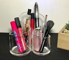 Makeup Organizer Clear Acrylic Cosmetic Organiser Makeup Brush Storage