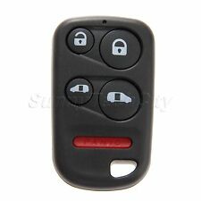 5 BTN Keyless  Entry Lock Remote Key Fob Shell Case for Honda Odyssey 2002 03 04