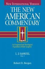 7: 1, 2 Samuel: An Exegetical and Theological Exposition of Holy Scripture The