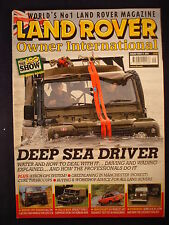 Land Rover Owner LRO # August 2003 - Manchester Green lanes - G4 - Wading