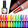 UR SUGAR Fluorescent UV Gel Nail Polish Yellow Green Neon Soak Off Gel Varnish