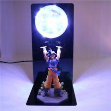Dragon Ball Z figurine Son Goku lampe à LED à collectionner Anime Manga décorati