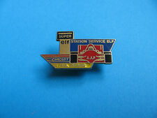 Vintage ELF Petrol, Paul Ricard Racing Car Pin Badge. Enamel.