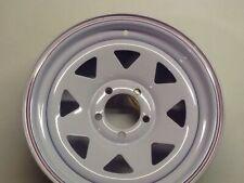 """Carlisle 1521138564 15"""" x 6"""" Trailer Wheel NOS"""