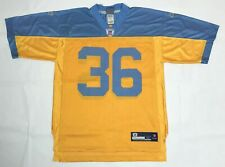 Westbrook #36 Philadelphia Eagles 75th ANNI Gold Alternate Jersey Size M Reebok