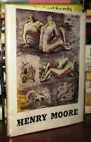 Sweeney, James Johnson - Henry Moore HENRY MOORE  1st Edition 1st Printing