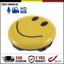 Spy Cam Smiley Face 720x480 Spioncamera DV Camera Video Audio Recorder Micro USB