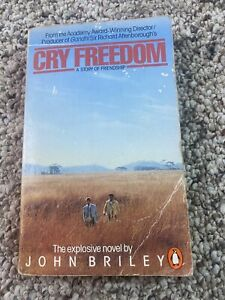 Cry Freedom by John Briley Book BL10