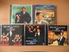 5 CD Set Helmut Lotti: Goes Classic I + II + III + Latino Classics + Romantic
