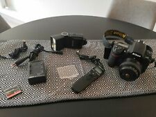 Used Nikon D700 accessories and Nikkor 50mm 1.8G