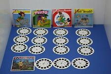 More details for view master tarzan, pluto,mickey mouse,disney adventures,bedknobs+broomsticks