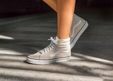 Vans SK8-HI Birch/True White UK Size 7 EUR 40.5 Women's Trainers Shoes Hi Top