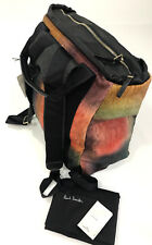 Paul Smith Mens Tote 2 Way Tote & Ruck Sack Harlequin Print Retail £650