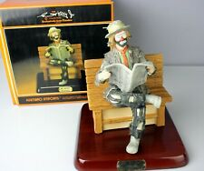 "Emmett Kelly Jr ""Big Business"" (9722) Limited Edition"