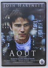 August - DVD - Josh Hartnett, Naomie Harris