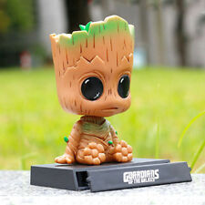 12cm Guardians of The Galaxy Vol Groot Action Figure Car Decoration Model Toy
