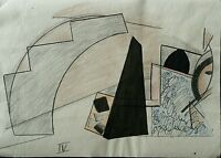 Beau dessin abstrait. ABSTRACTION