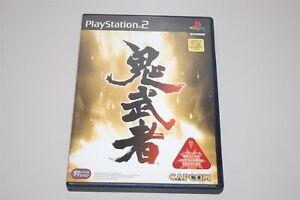 Onimusha Japan Sony Playstation 2 PS2 game
