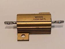 330R 25WATT METAL CLAD POWER RESISTOR    blb159