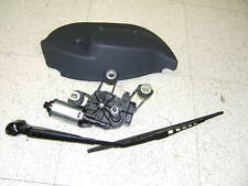 2012 TRANSIT CONNECT WIPER MOTOR, WIPER AND TRIM.  RIGHT REAR DOOR