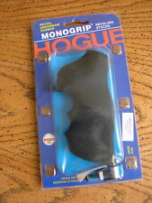 Hogue Ruger GP100 & Super Redhawk Black Rubber Grips # 80000 NEW