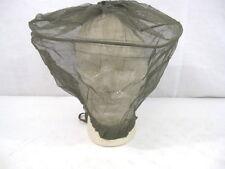 WWII Era US Army M1944 Mosquito Helmet Headnet - Unissued Condition