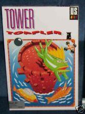 TOWER TOPPLER for Atari 1040/520 ST NEW Disk