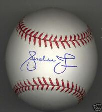 ANDRUW JONES YANKEES SIGNED OFFICIAL ML BALL
