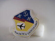 19?? USAF 104 th Tactical Fighter   Group  decal   (3jl1  15 )