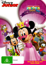 Mickey Mouse Clubhouse: Minnie's Masquerade  - DVD - NEW Region 4