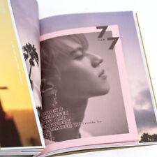 [GOT7]7th mini album/7 for 7/Golden Hour Version/YUGYEOM-To Me Lyrics Book